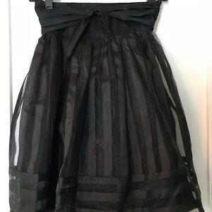 Betsey Johnson Balloon Party Skirt
